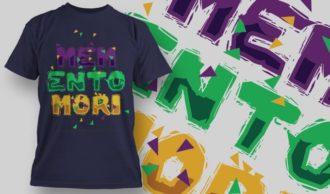 T-Shirt Design 1368 T-shirt Designs and Templates vector