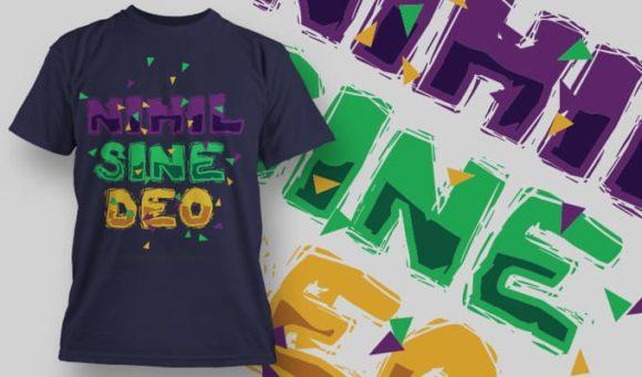 T-Shirt Design 1375 5