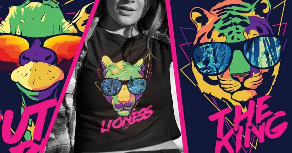 More downloads, more vector art, more t-shirt designs 1
