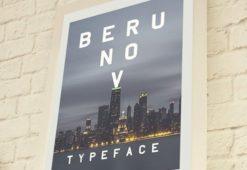 Berunov Extended Font Fonts font