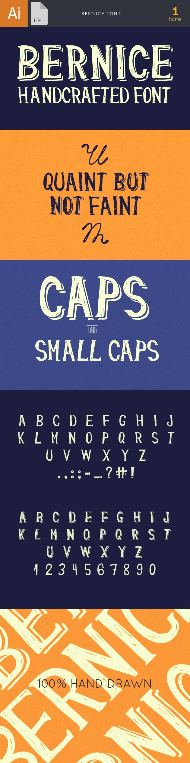 Bernice Font fonts bernice large