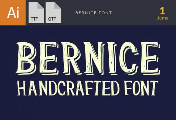 Bernice Font fonts bernice small