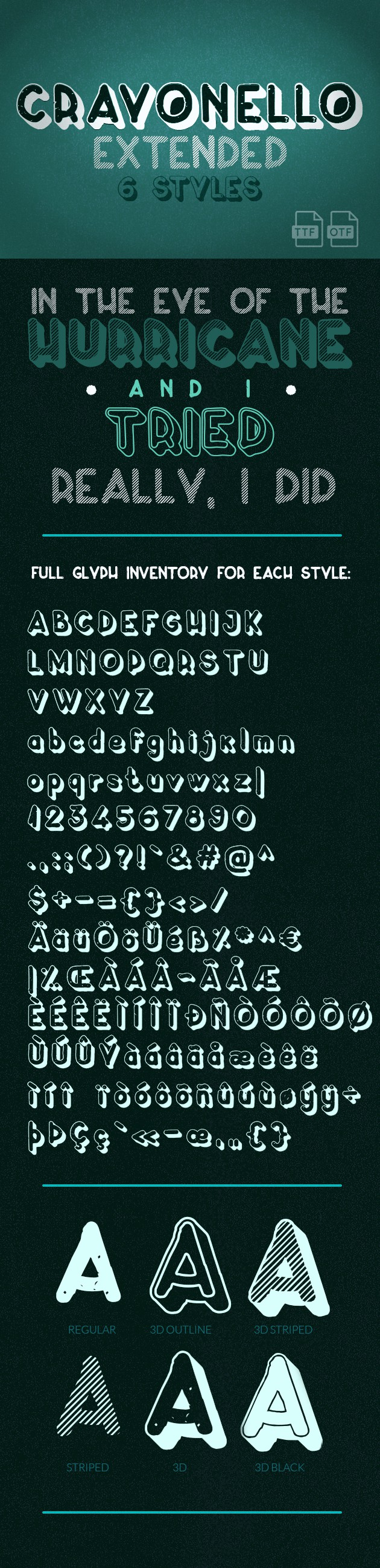 Crayonello Font preview large 5