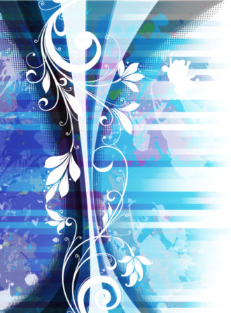 Abstract Grunge Background Vector Illustration Vector Illustrations wave