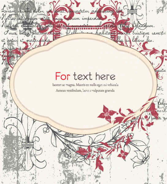 Download Vector Vector Graphic: Vintage Background Vector Graphic Illustration 02 06 2011 74