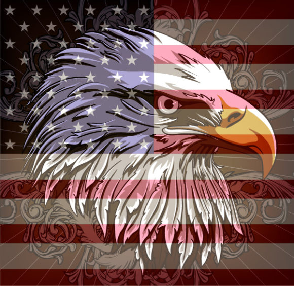 4th Of July Vector Illustration 05 05 2011 51