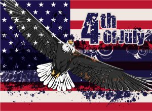4th Of July Vector Illustration Vector Illustrations star