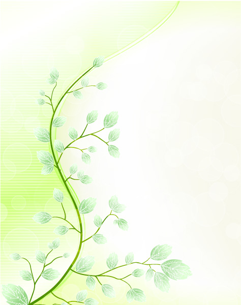 Background, Floral Vector Artwork Vector Abstract Floral Background 08 06 2011 65