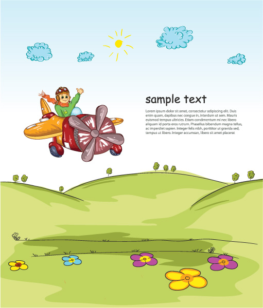Abstract-2, Kid, Abstract, Vector, Background Vector Image Abstract Background Vector Illustration 08 08 2011 74
