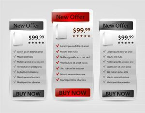 Vector Sale Banners Set Vector Illustrations vector