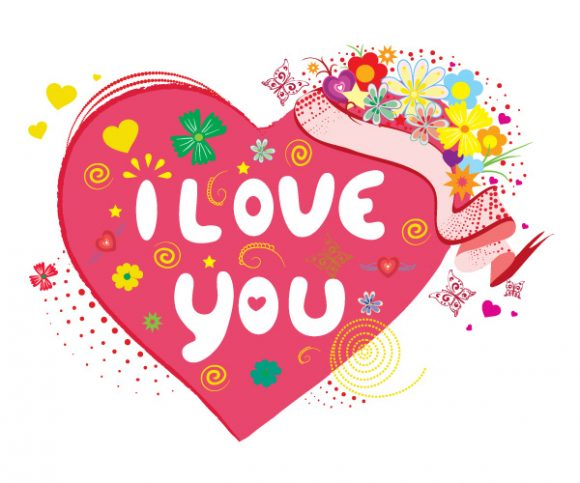 Illustration Vector Graphic Vector Valentines Day Illustration 09 08 2011 52