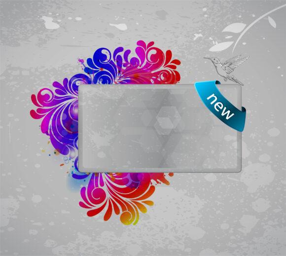 Download Bird Vector Background: Abstract Background Vector Background Illustration 09 27 2010 7