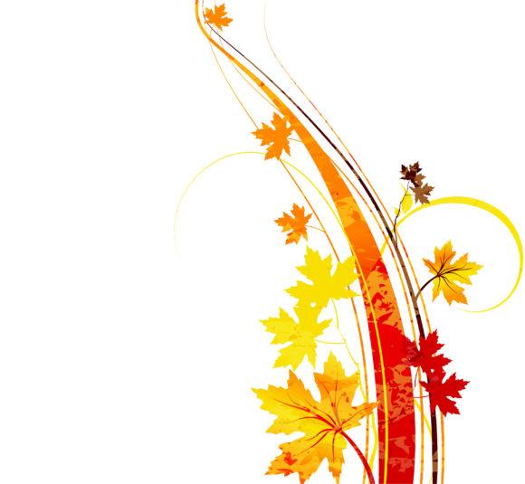 Vector Vector Background: Vector Background Watercolor Floral Background 5