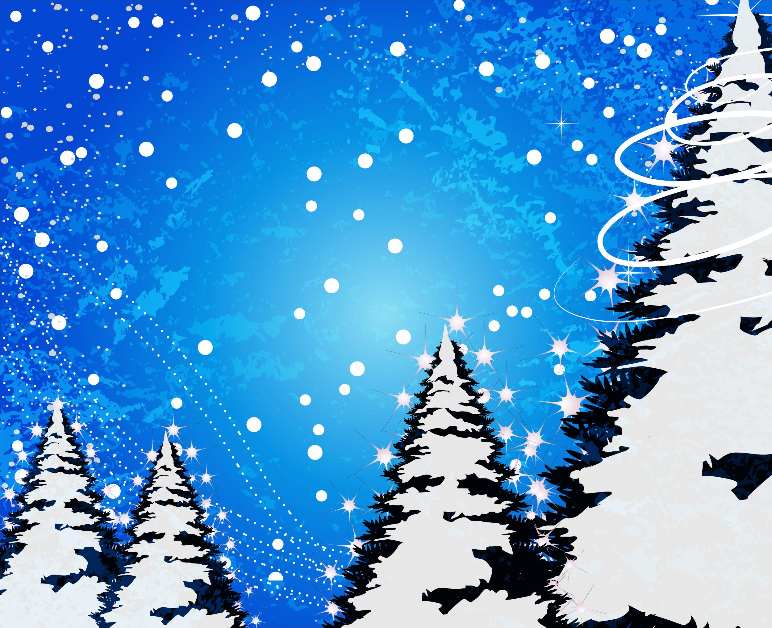 Christmas Backround.Christmas Background Vector Illustration