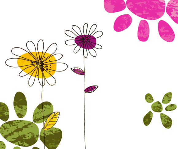 Illustration, Colorful Vector Graphic Colorful Doodles Background Vector Illustration 10 13 2010 13