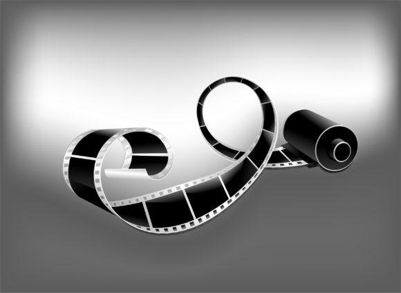 Vector, Creative, Strip Vector Background Film Strip Vector Illustration 10 26 2010 52
