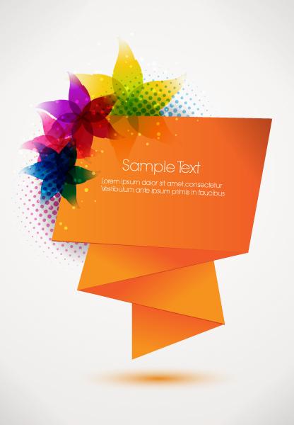 Illustration Vector Design Abstract Banner Vector Illustration 5