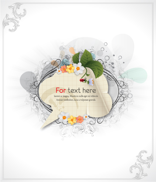 Abstract Frame Vector Illustration 10 2 2012 22