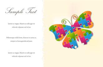 Abstract Butterfly Vector Illustration Vector Illustrations vector