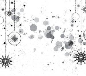 Vector Winter Greeting Card Vector Illustrations star