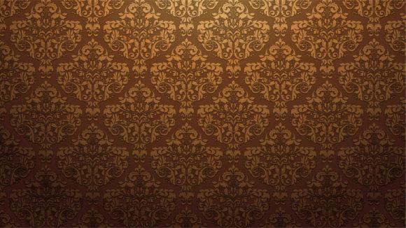 Damask wallpaper vector illustration 11 25 2010 1