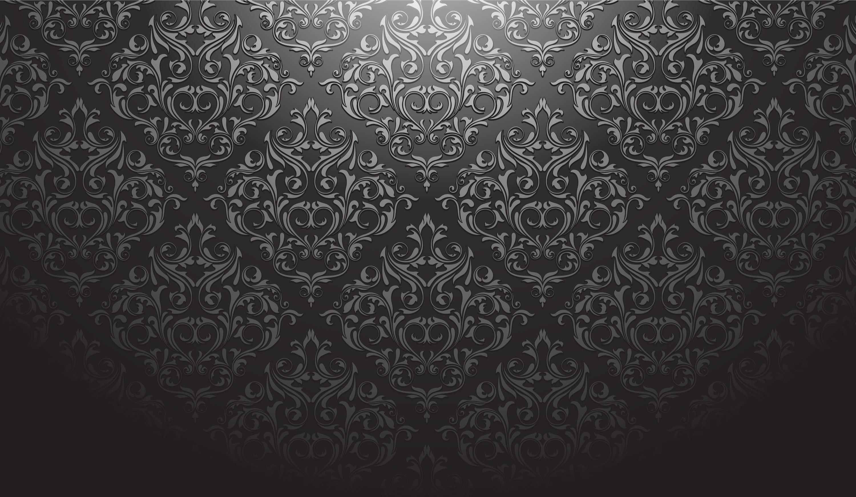 Damask Wallpaper Vector Illustration Designious