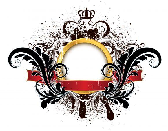 Vintage, Vector Vector Image Vector Grunge Vintage Emblem 11 25 2010 55