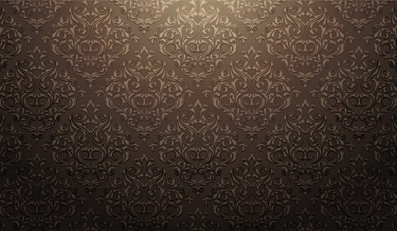 Damask Vector: Damask Wallpaper Vector Illustration 11 25 2010 9 scaled