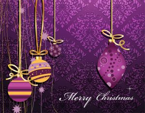Vector Christmas Background Vector Illustrations ball
