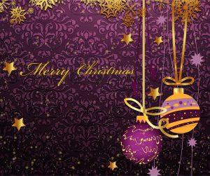 Vector Christmas Background Vector Illustrations ball