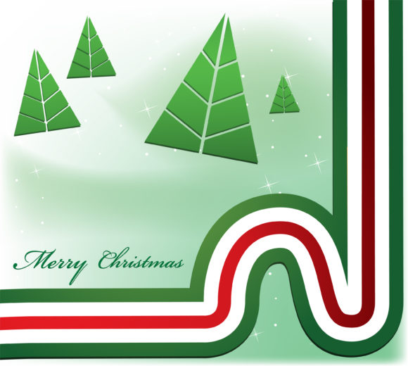 Illustration Vector Illustration Vector Christmas Background 5