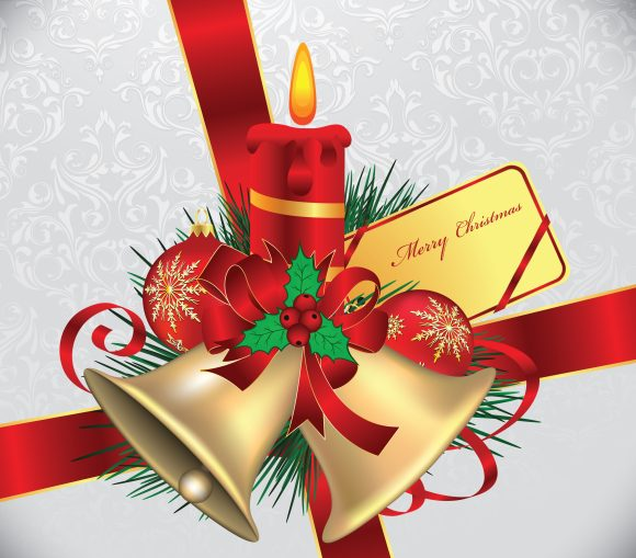 Vector Christmas Greeting Card 11 30 2010 24