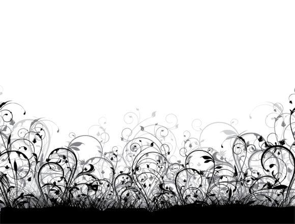 Background, Vector Vector Design Floral Background Vector Illustration 12 01 2010 94