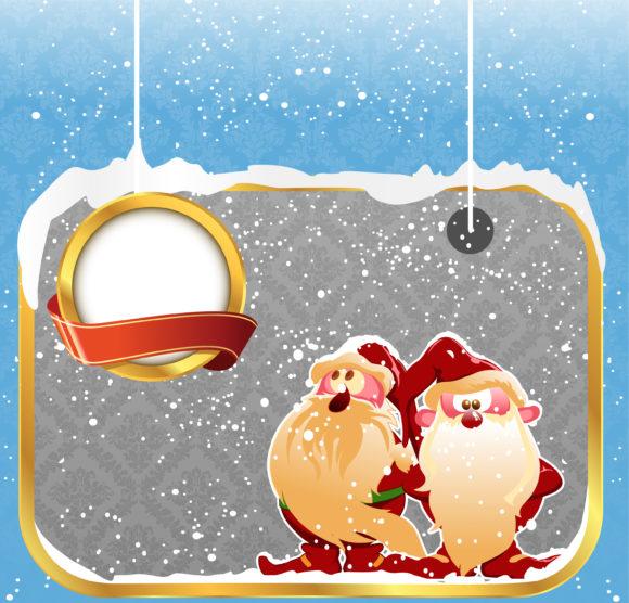 Amazing Greeting Vector Artwork: Vector Artwork Christmas Greeting Card 12 13 2010 49