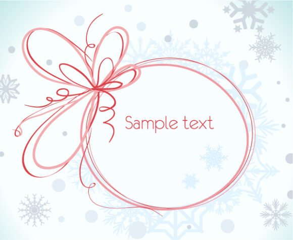 Best Greeting Vector Image: Vector Image Christmas Greeting Card 12 9 2011 102