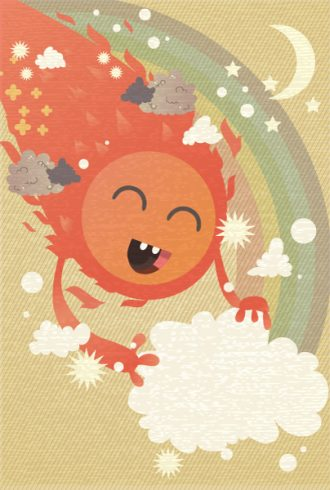Funny Concept Vector Illustration Vector Illustrations star