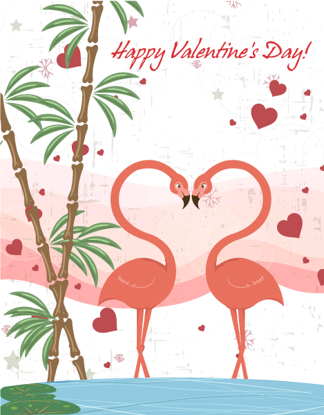 Birds, Vector Vector Design Vector Birds In Love 1