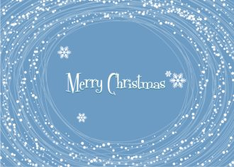 Vector Winter Background With Snowflakes Vector Illustrations vector