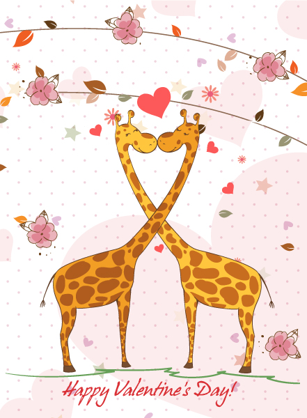 Valentine's Day Background Vector Illustration 17 11 2011 110