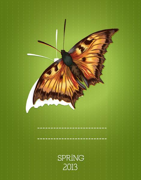 Illustration Vector Artwork: Floral Vector Artwork Illustration 5