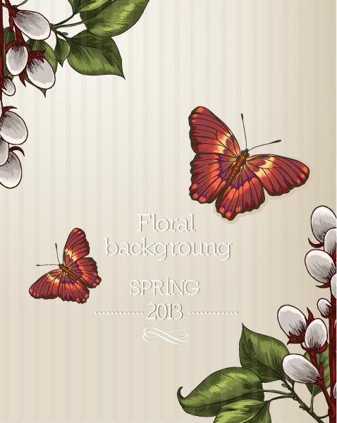 Creative Vector Image Floral Vector Illustration 17 12 2012 110