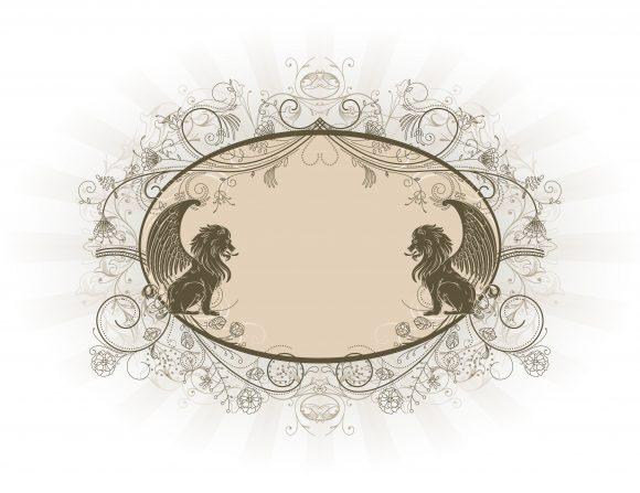 Vintage Emblem Vector Illustration 18 03 2011 47