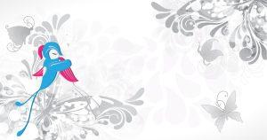 Love Birds Vector Illustration Vector Illustrations vector