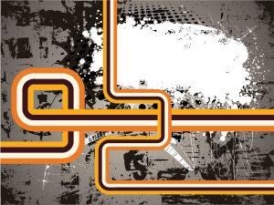 Grunge Retro Background Vector Illustration Vector Illustrations urban