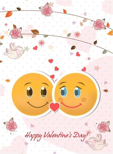 Valentines Vector Design: Valentines Day Vector Design Background 5