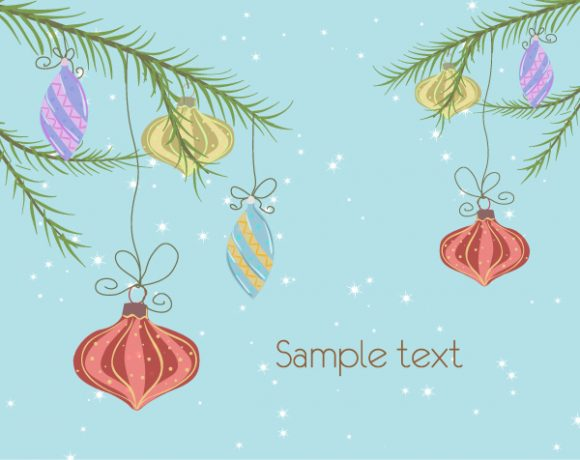 Branch, Card Vector Artwork Vector Christmas Greeting Card 18 11 2011 17