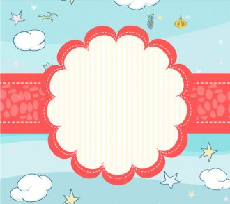 Abstract Frame Vector Illustration Vector Illustrations star