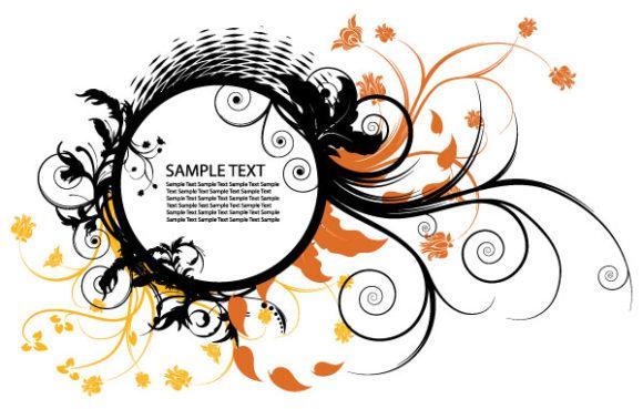 Vector Environmental Sticker 2009 01 6 102