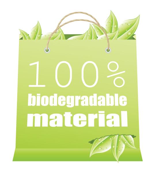 Natural Eps Vector: Eps Vector Eco Shopping Bag 5