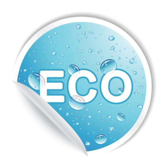 Eco Vector Artwork: Vector Artwork Eco Sticker 2009 06 20 108